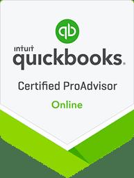 QuickBooks Certified ProAdvisor Online Logo