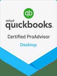 QuickBooks Certified ProAdvisor Desktop Logo