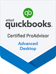 QuickBooks Certified ProAdvisor Advanced Desktop Logo